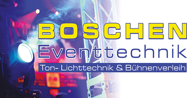 Boschen-Eventtechnik
